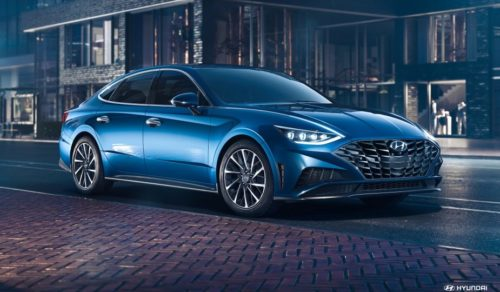 2020 Hyundai Sonata N Line will Bring Performance to the Forefront