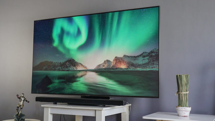 Samsung Q90R 75″ QLED Smart 4K UHD TV In-Depth Hands-On Review