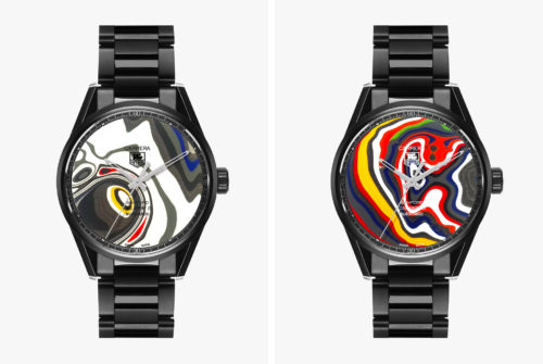 TAG Heuer's Exotic New Watches Use an Unexpected Dial Material