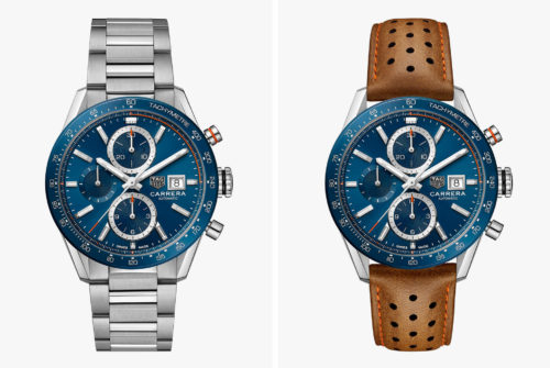 This Iconic Chronograph Watch Is Now More Wearable and Legible than Ever