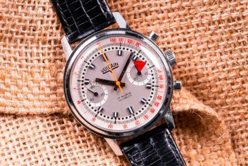 Three Vintage Sport Watches from Popular Modern Brands