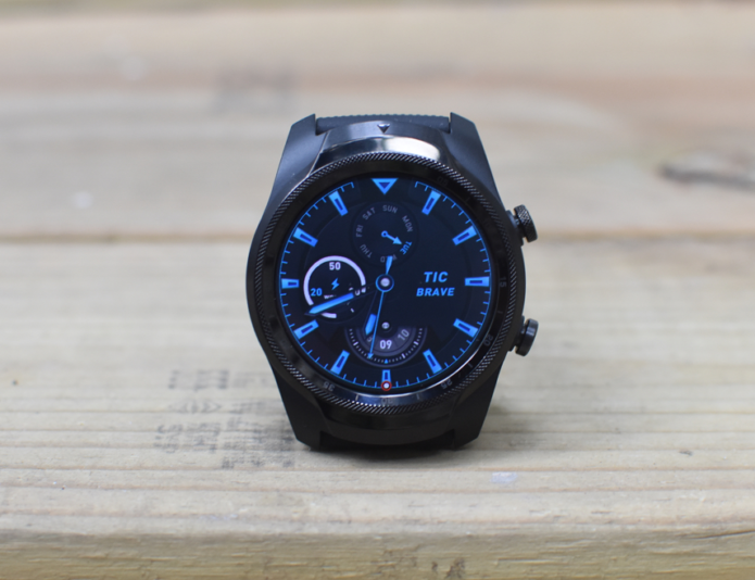 TicWatch Pro LTE Hands-on Review : First look - New cellular skills, but little else