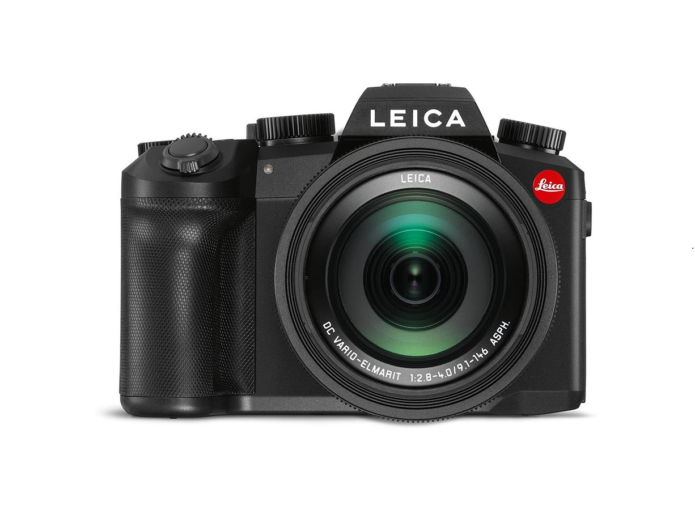 Leica announces the V-Lux 5, a rebranded and (slightly) redesigned Lumix FZ1000 II