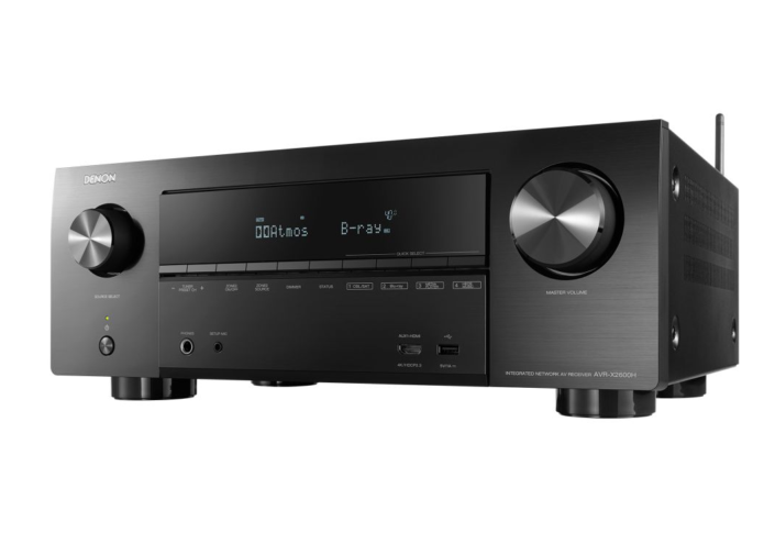 Denon AVR-X2600H review