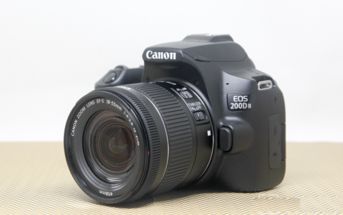 Canon EOS 200D II Review: Small DSLRs Are Still A Thing