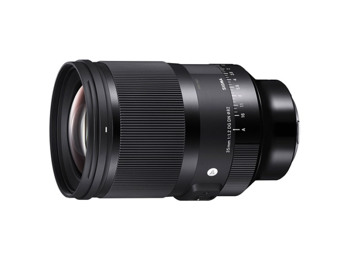 Sigma 35mm F1.2 DG DN Art coming to full-frame Sony and L-mount bodies