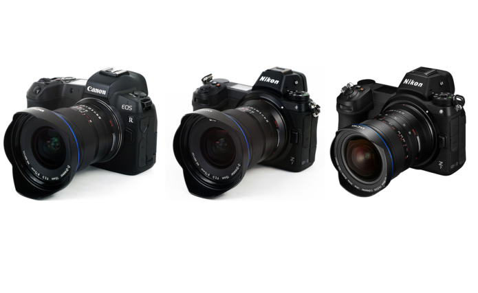 Laowa 10-18mm f/4.5-5.6 and Laowa 15mm f/2 Zero-D Lenses for Nikon Z and Canon RF