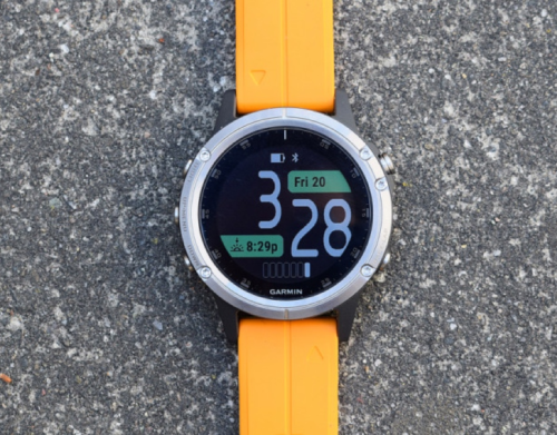 How to change, customize and make a Garmin watch face