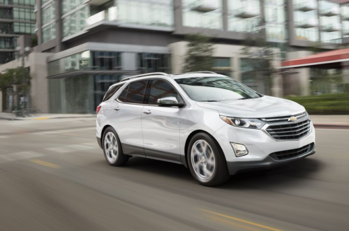 Chevy Equinox and GMC Terrain Lose Diesel Engine for 2020