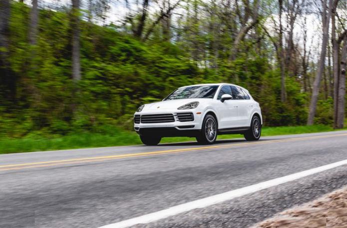 The 2019 Porsche Cayenne S Is a Sports Sedan on Stilts