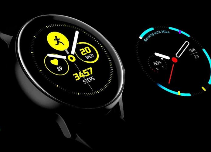 Samsung Galaxy Watch Active 2: Three models incoming - no ECG until 2020