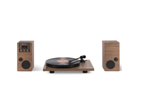 Como Audio Unveils Streaming Turntable, Smart Speaker
