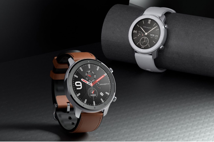 Amazfit GTR is a budget smartwatch promising 74-day battery life