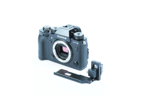The LockPort XT3 HDMI is an adapter and port saver for Fujifilm X-T3 video shooters