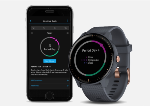 Garmin's new women's health tracking features explored