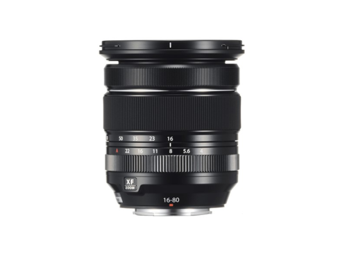 Fujifilm XF 16-80mm F4 R OIS WR to arrive in September for $800