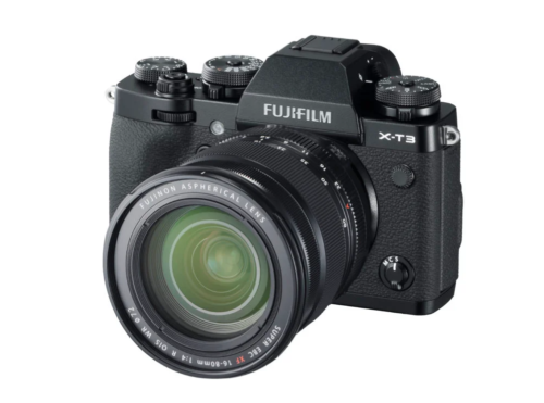 The GF50mm F3.5, And XF16-80mm F4 Are Fujifilm's Newest Lenses