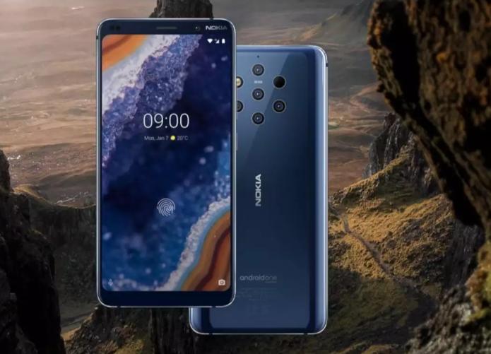 Nokia 9 PureView vs Sony Xperia 20: 6GB RAM, Five cameras, SND 845!