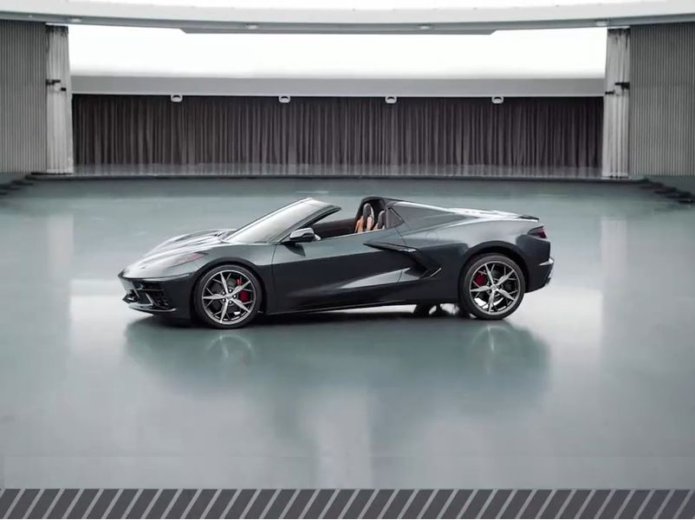 So, There Will Be a 2020 Chevrolet Corvette C8 Convertible!