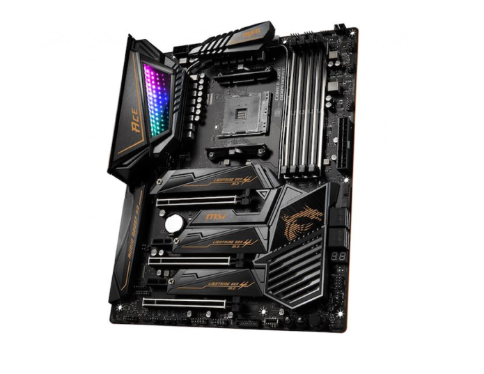 The MSI MEG X570 Ace Motherboard Review: Ace in the Hole at $369