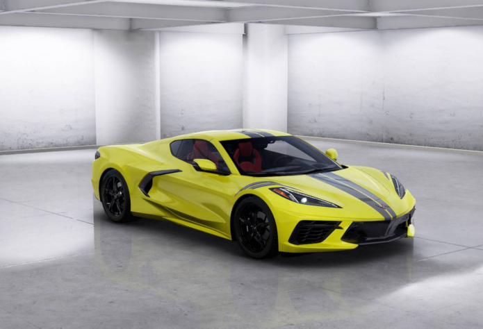 Everything You Need to Know about the 2020 Chevy Corvette C8's Colors, Trims, Options, and Features