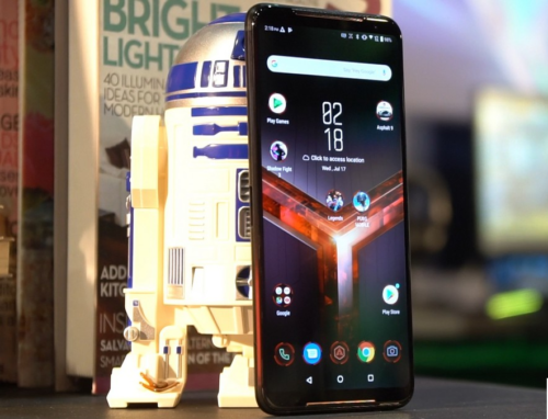 ASUS ROG Phone 2 Hands-On Review
