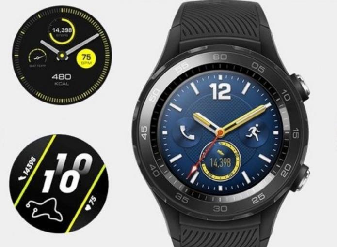 Huawei Watch 3 could be coming soon to rival the Samsung Galaxy Active 2