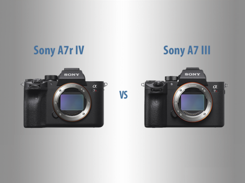 Sony A7R IV vs A7 III – The 10 main differences