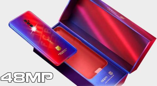 OPPO Reno 10X Zoom FC Barcelona Edition: 48MP Cameras, 8GB RAM, SnD 855 SoC