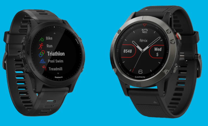 Garmin Forerunner 945 v Fenix 5: Garmin's sports watches compared