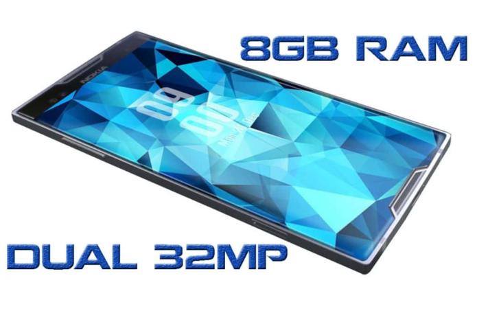 Nokia P1 Plus 2019: dual 32MP cameras, 8GB RAM, and 6700mAh!