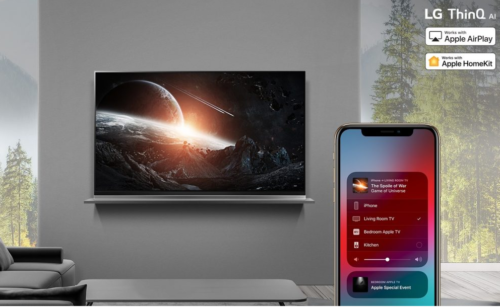 LG TVs get Apple AirPlay 2 and Homekit support: Awesome news for iPhone owners