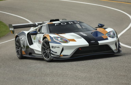 The Ford GT Mk II Is a $1.2 Million Track-Only Monster with 700 HP