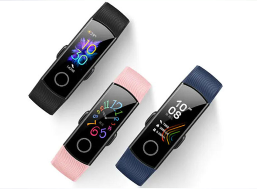 Honor Band 5 officially unveiled: Release date, price and new features