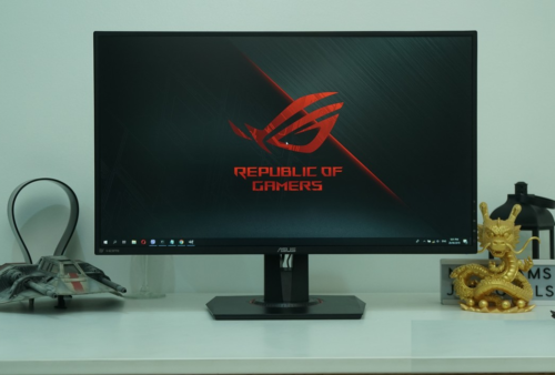 ASUS VG279Q Review: No Compromise