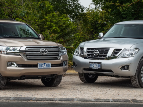 2019 Nissan Patrol Ti-L v Toyota LandCruiser GXL comparison : Is bigger always better?