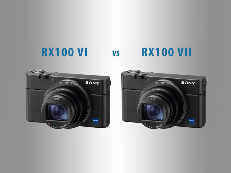 Sony RX100 VI vs RX100 VII – The 10 Main Differences