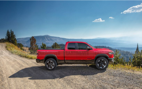 The 2021 Ram Dakota Mid-Size Pickup Could Be the Jeep Gladiator's Cheaper Cousin