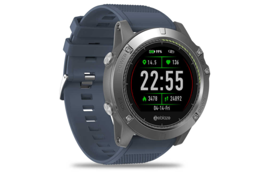 Zeblaze VIBE 5 GREENCELL Sport Smart Watch Review