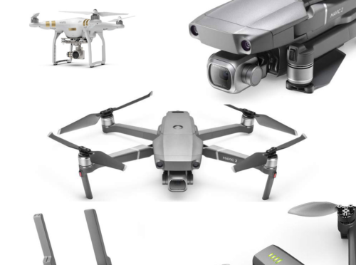 Best Affordable Drones To Own In 2019 That Actually Provide Usable Camera Footage