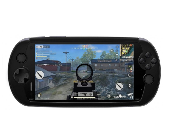 MOQI i7s Android game console review