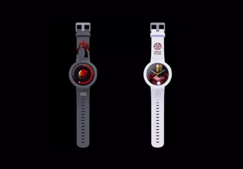 Amazfit Marvel Custom Watch: Get a Real Machine Experience
