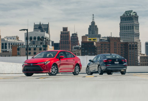 2019 Honda Insight vs. 2020 Toyota Corolla Hybrid: Which Affordable, Normal-Looking Hybrid Is Best?