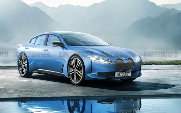 The 2022 BMW i4 Could Be the Tesla Model 3's Biggest Threat Yet