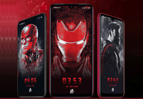 Xiaomi Redmi K20 Pro Avengers Limited Edition: 8GB RAM, Triple 48MP Cameras!