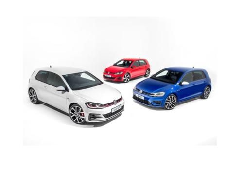 MY2020 Volkswagen Golf range goes drive-away