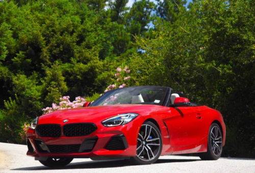2019 BMW Z4 sDrive30i Review: The surprising benefits of restraint