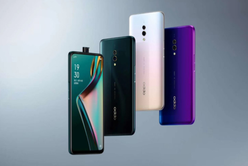 OPPO K3 to launch in India with Pop-up Selfie Cam, 8GB RAM
