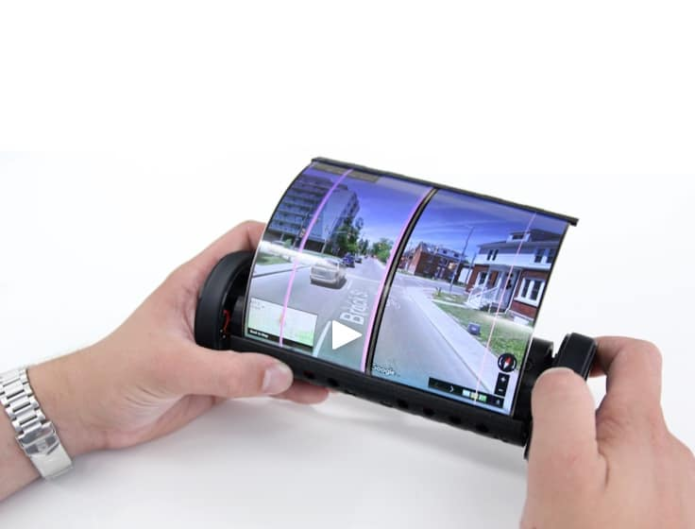 Sony Xperia R: AMAZING rollable display, 8GB RAM, Snapdragon 855 chipset!