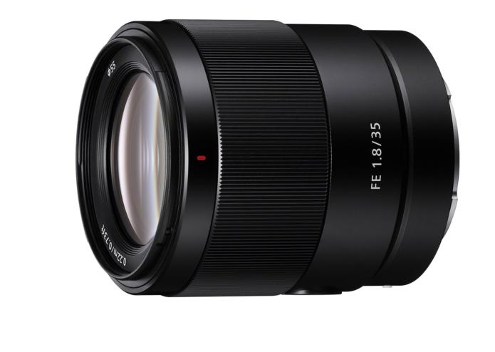 Sony releases long-awaited FE 35mm F1.8 lens